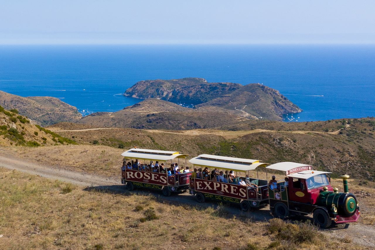 Empresa de Actividades Turisticas - Tren Turistic de Roses - Empordaturisme
