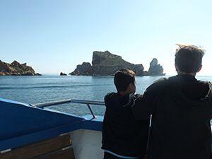 Illes Medes - creuers marenostrum - empordaturisme