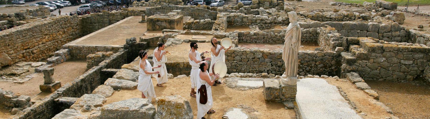 Musees - Musee Arqueologque d'Empúries - Lescala - Empordaturisme