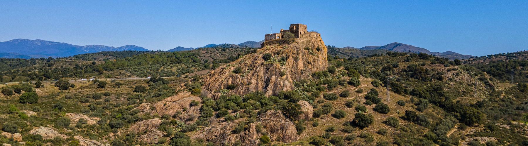Patrimoine - Castell de Quermanço - Empordaturisme