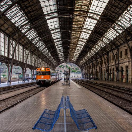Estació de Portbou - Empordaturisme