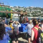 Visite guidée au port de pêche et à la criée aux poissons - roses - empordaturisme